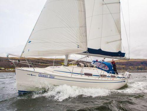 Sailboat Bavaria 30 · 2018