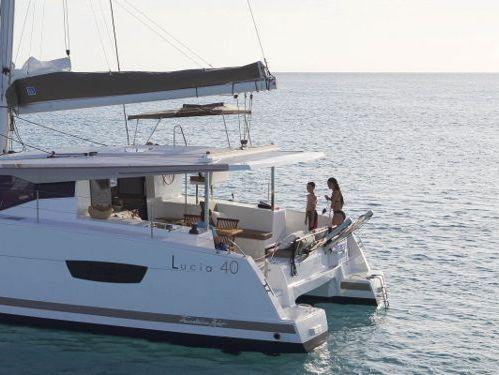 Catamaran Fountaine Pajot Lucia 40 · 2019
