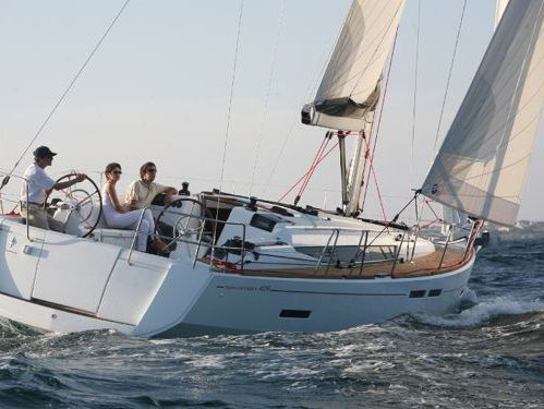 Barca a vela Jeanneau Sun Odyssey 409 (2011)