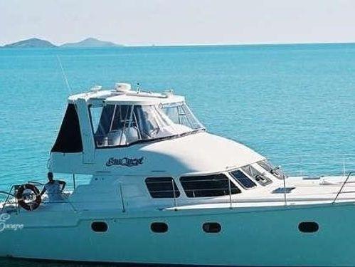 Catamarán Conquest 44 · 2005