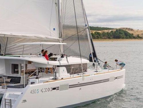 Catamaran Lagoon 450 S · 2020