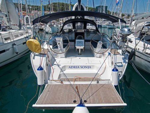 Barca a vela Bavaria Cruiser 46 (2018)