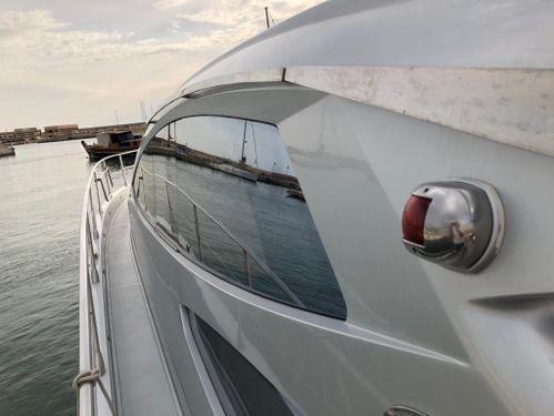 Motorboot Blu Martin 58 HT · 2011