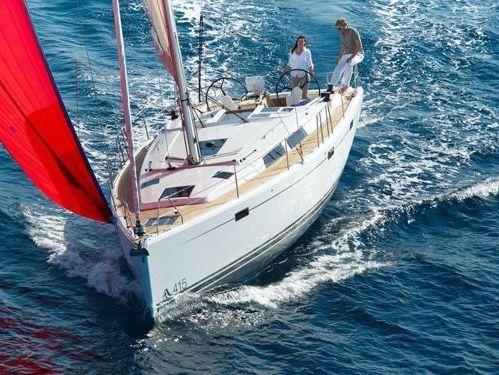 Sailboat Hanse 415 (2016)