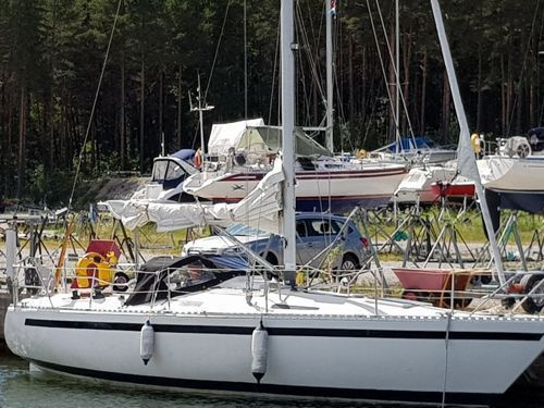 Segelboot Comfort 32 (1982)