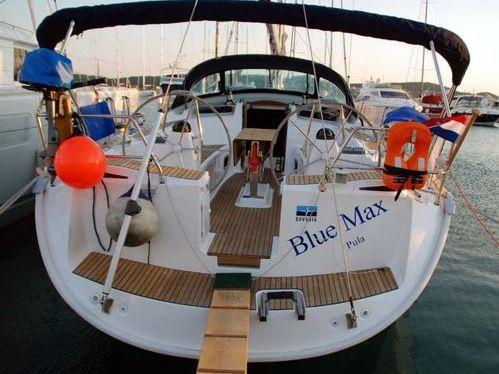 Barca a vela Bavaria Cruiser 51 · 2011