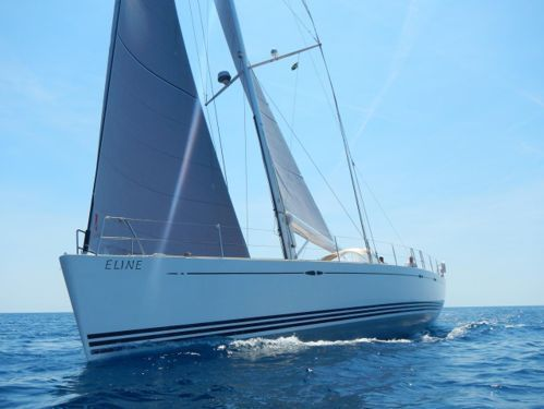 Sailboat X-Yachts 65 · 2010