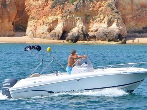 Sportboot Jeanneau Cap Camarat 635 (2005)