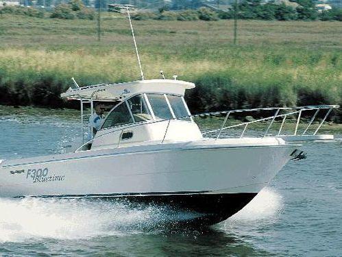 Imbarcazione a motore Blutime F300 (2000)
