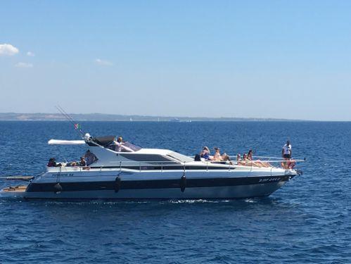 Motorboat Pershing 52S · 1990
