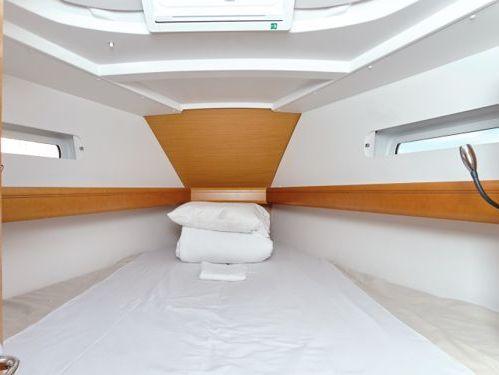 Segelboot Jeanneau Sun Odyssey 439 Performance · 2014