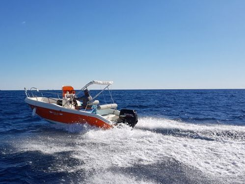 Speedboat Fisher 17 · 2016