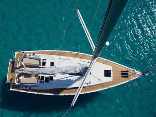 Segelboot Hanse 385 (2016)