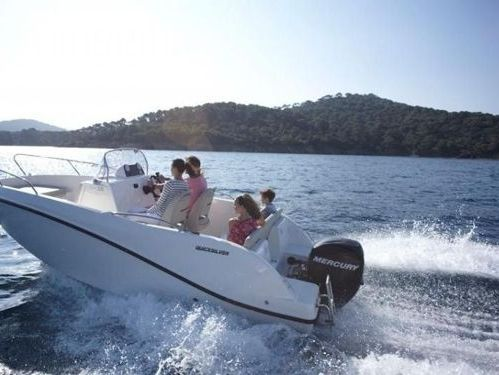 Sportboot Quicksilver 555 · 2017
