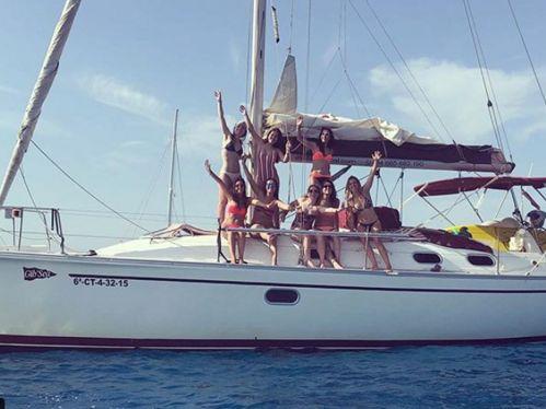 Barca a vela Dufour Gib Sea 37 · 2003