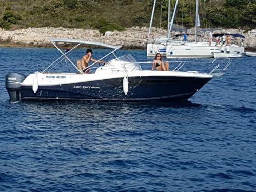 Sportboot Jeanneau Cap Camarat 7.5 WA · 2012