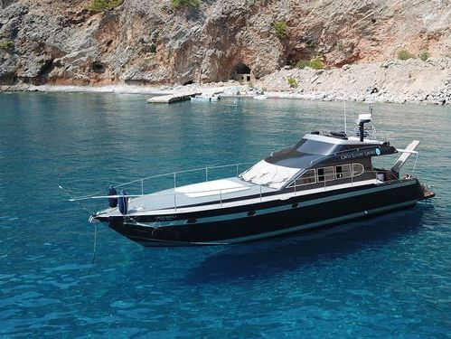 Imbarcazione a motore Dufin 57 · 1994