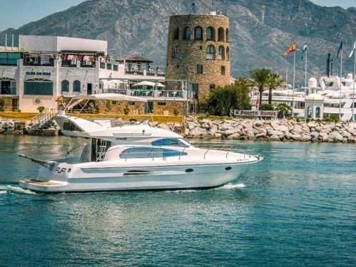 Imbarcazione a motore Astondoa 40 · 2005