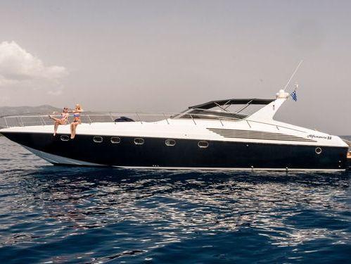 Imbarcazione a motore Alfamarine 58 (2006)