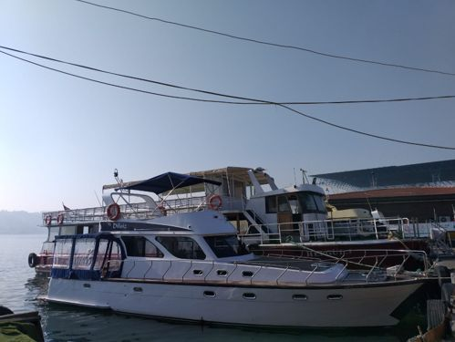 Motorboat Custom Built · 2003