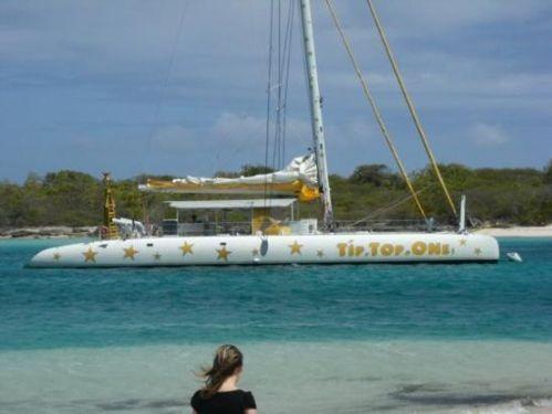 Catamarano Custom Built · 2004