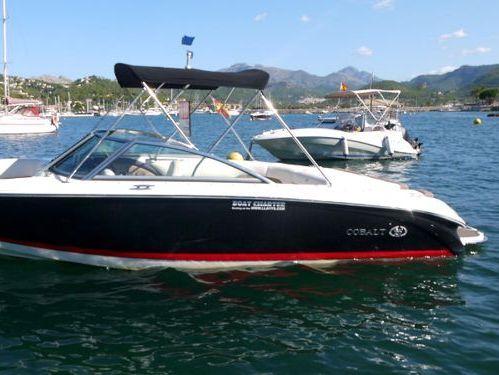 Motorboot Cobalt 222 · 2012