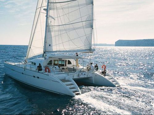 Catamarano Lagoon 570 · 2008