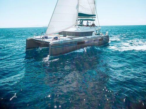 Catamarano Lagoon 400 (2014)