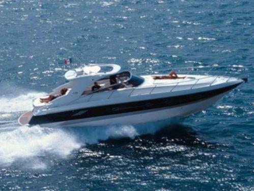 Imbarcazione a motore Blu Martin 46 ST (2008)