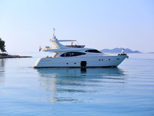 Imbarcazione a motore Ferretti 780 · 2008