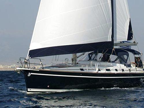 Sailboat Ocean Star 56.1 · 2010