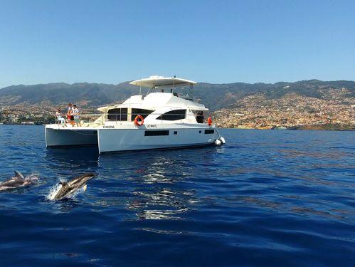 Catamarano a motore Leopard 51PC · 2014