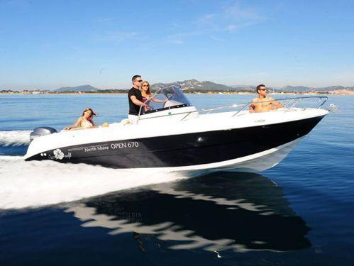 Speedboat Pacific 670 Open · 2016