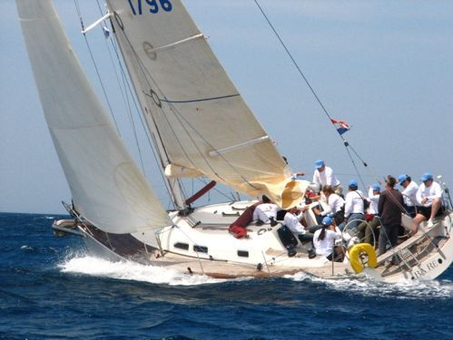 Barca a vela A Vela Ketch (2002)