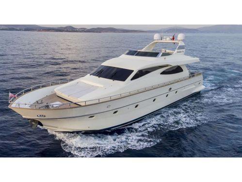 Imbarcazione a motore Canados 72 · 2009