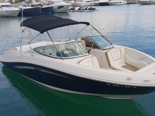 Speedboat Sea Ray 230 Select · 2011
