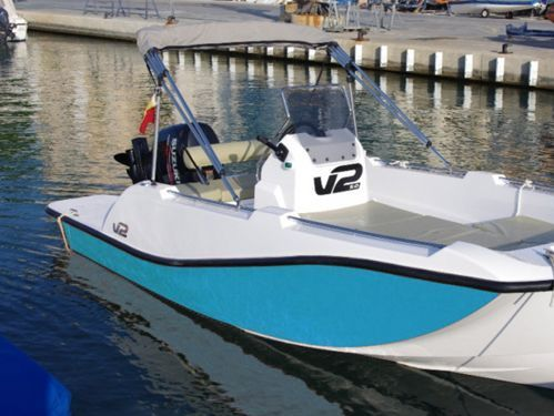Motoscafo V2 Boat · 2017