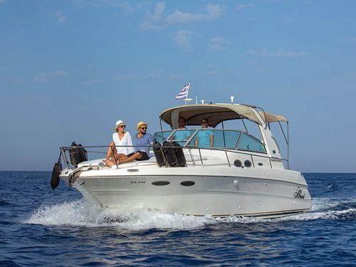 Imbarcazione a motore Sea Ray 33 Way · 2008