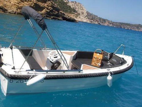 Motorboot Silver 495 (2016)