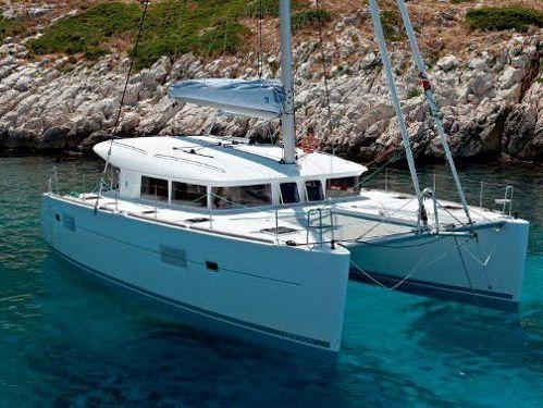 Catamaran Lagoon 400 · 2016