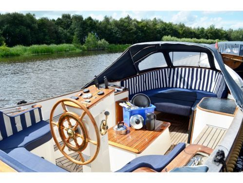 Hausboot Drachtster Kampeer Sloep · 2010