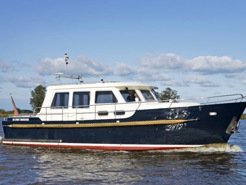 Hausboot Bravoure 34 · 2009