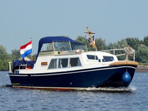 Houseboat Doerak 850 OK · 1972