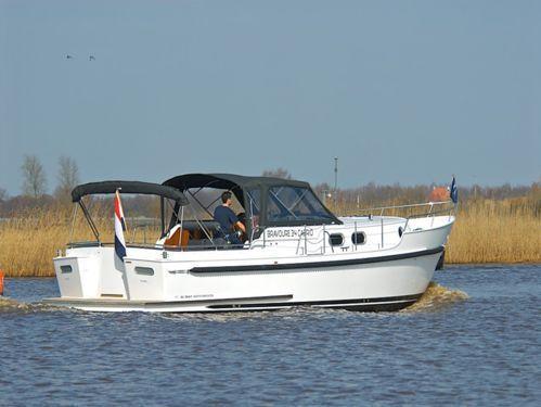 Motorboot Bravoure 34 Cabrio · 2010