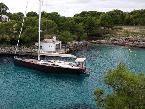 Barca a vela Hanse 630e · 2009
