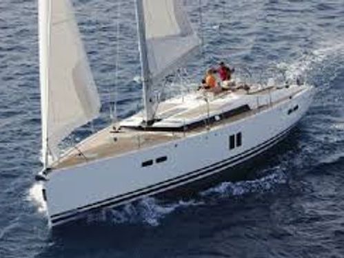 Sailboat Hanse 495 · 2013