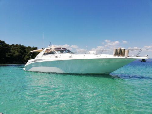 Motorboot Sea Ray 455 Sundancer · 1997