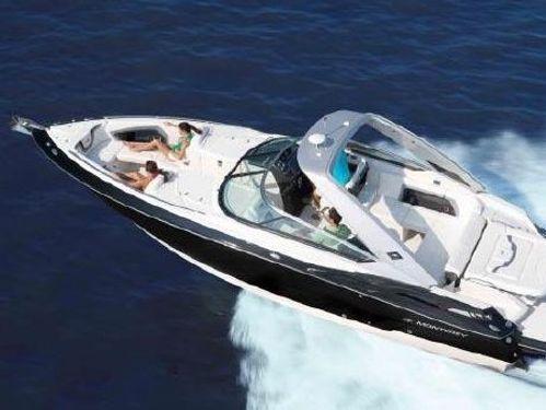 Imbarcazione a motore Monterey 32 SS (2011)