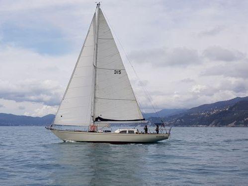 Barca a vela Columbia 50 · 1967