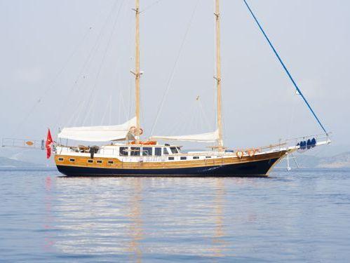 Goélette Custom Built · 2008